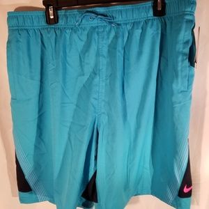 New Mens Nike Swim Trunk/ Bathing Suit/ Shorts XXL